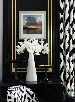 Diane Von Furstenberg designed suite for Claridge's Hotel in London.