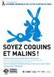 Journée mondiale de lutte contre le SIDA - Comité interdépartemental de prévention du SIDA des Bouches-du-Rhône   Cap'Com