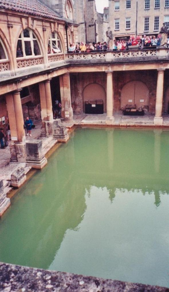 Bath, England 2001