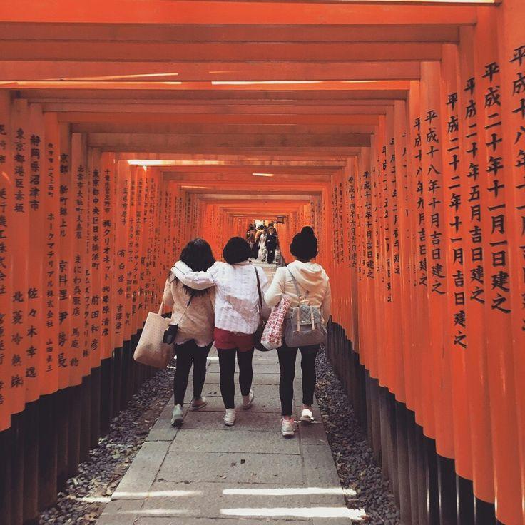 March 23rd 2015 : Fushimi Inari Taisha, Kyoto, Japan