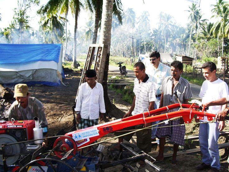 SOS Children's Villages mengembalikan harapan masyarakat Aceh