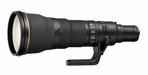 Nikon AF-S NIKKOR 800mm f/5.6E FL ED VR, téléconvertiseur dédié et 16499 euros