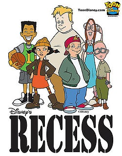 loved me some Recess!