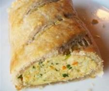 Spicy Chicken & Vege Sausage Rolls | Official Thermomix Recipe Community