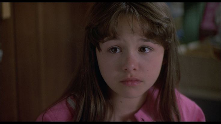 Danielle Harris as Jamie LLoyd, Michael's niece in 1988's Halloween 4: TROMM.