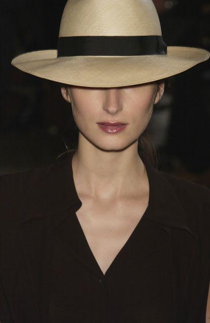 The perfect panama hat Hermes