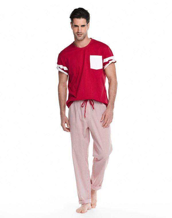 Pijama de hombre Dustin