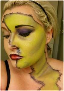 Image Search Results for green halloween makeup: Many Makeup, Monsters Inspiration Makeup, Halloween B Day, Monsterinspir Makeup, Halloween Makeup, Green Halloween, Sfx Makeup, Temptalia Halloween, Halloween Ideas