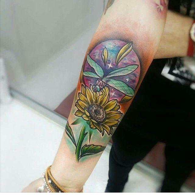 @gabrinktattooist #neotraditional #neotraditionaltattoo #colourtattoo #art #tattooartist