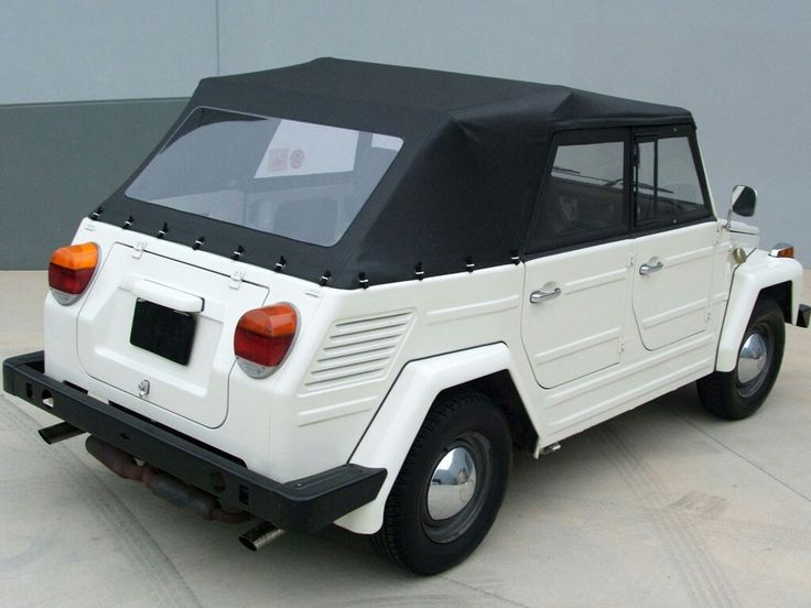 95 Best Images About Vw Thing Type 181 Safari On Pinterest