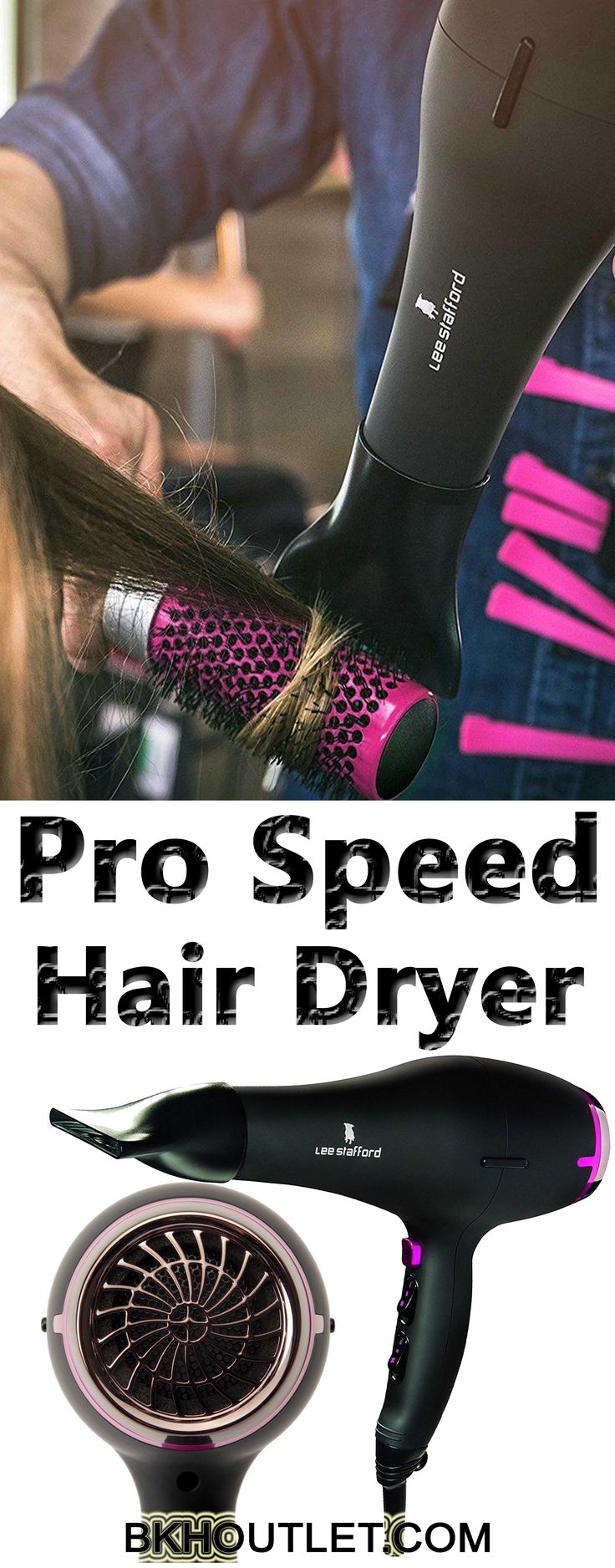 Minimize Damage & Maximize Volume. Dry your hair, cool it down, and use all the specialized settings of our professional salon dryer. With three heat unique settings, including a cool shot, and two speed settings... │hair care │hair care products │curly hair │curling wands │hair dryers #haircare #haircareproducts #curlyhair #curlingwands #hairdryers