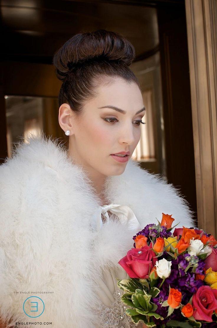 Sacramento Wedding Makeup Artist Jenifer Haupt Photo by