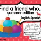 This is a quick ice breaker that you can use during your first weeks of school. It is a good back to school get-to-know-you game that your students...