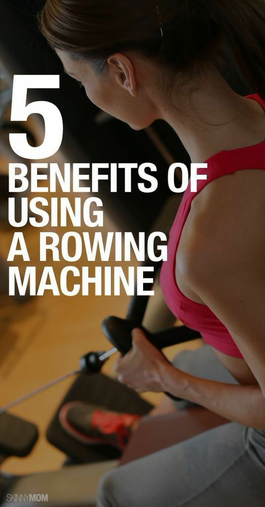 Here's why you should be adding the rowing machine to your daily workout.