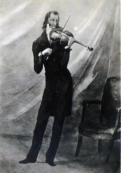 Niccolo Paganini Facts