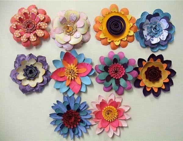 29 Best Images About Cricut-Flower Shoppe On Pinterest