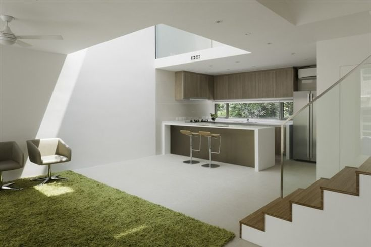 House 98 by Mike Atkin
