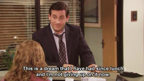 Motivation...Michael Scott Style!