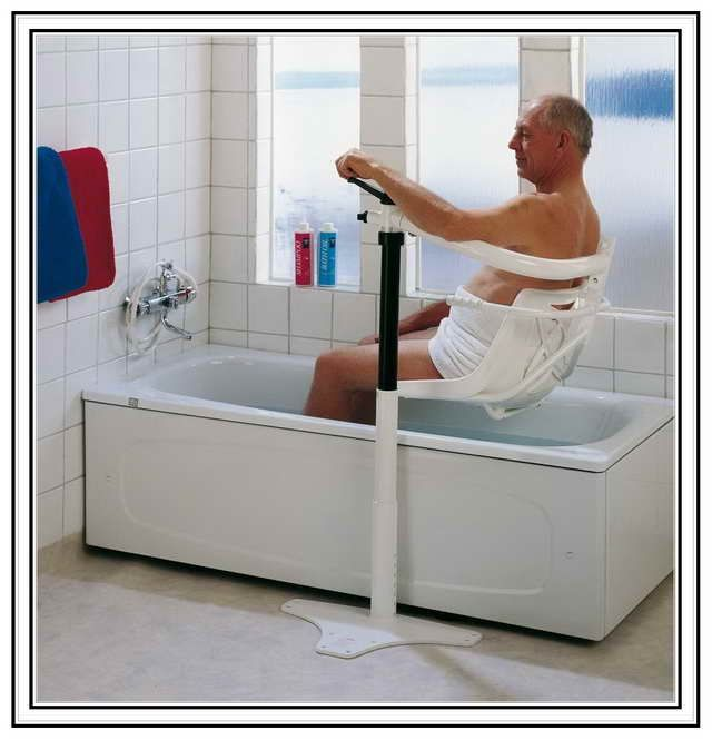 Pinterest the world s catalog of ideas for Handicap baths