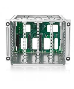 HP ML350/370 G6 8 Small Form Factor (SFF) 2nd Drive Cage Kit (507803-B21): 454384-001 Hard Drive Cages from HP offer OEM reliability and compatibility. The 454384-001 comes tested and with all the original labels and part number descriptions defined by HP. 100% compatibility.