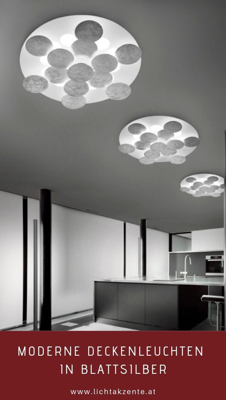 Design Deckenleuchte LED Lampen Wand Decken Wohn Zimmer