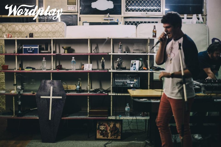 Death of the Deli/UPbeat.Collective Launch  Photography by Daniel Craig http://www.facebook.com/matsuphotos