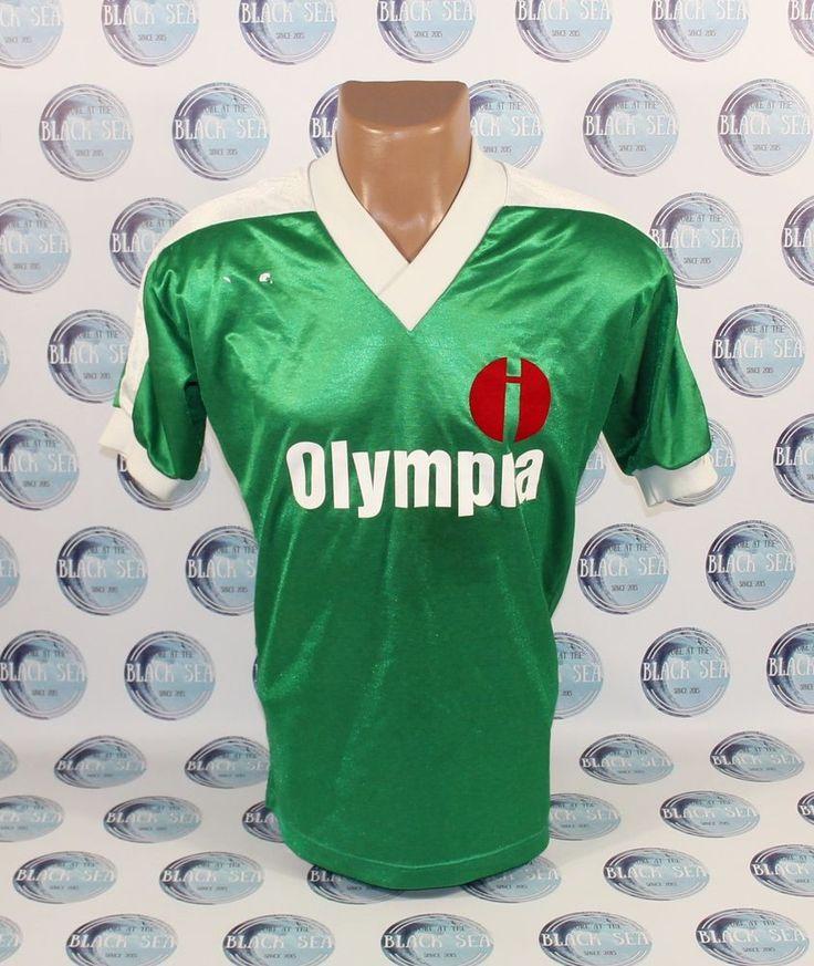 WERDER BREMEN 1982? 1983? AWAY FOOTBALL SOCCER SHIRT JERSEY TRIKOT RARE PUMA #PUMA #WerderBremen