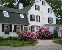 Eric and I spent our anniversary here on year.  Waldo Emerson Inn - Kennebunkport Maine.