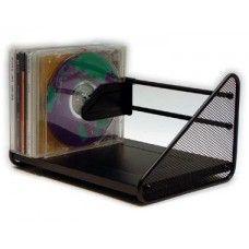 Mesh fémhálós CD tartó DVD tartó állvány Eagle TY120 - Fémhálós irodaszerek…