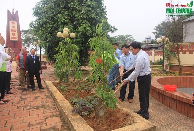 Tưng bừng Lễ phát động Toàn dân chung tay Bảo vệ môi trường