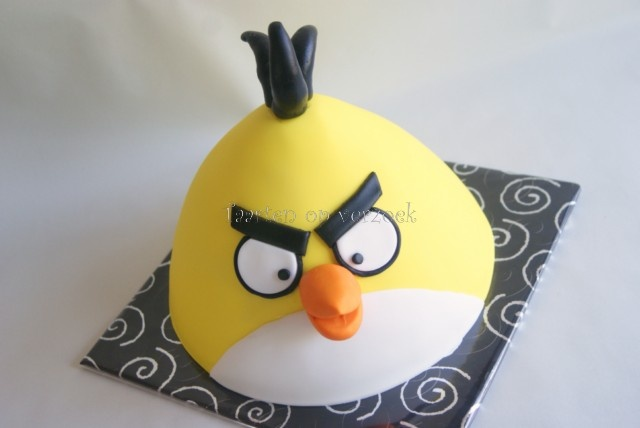 17 Best Images About Angry Birds On Pinterest: 17 Best Images About Angry Birds Cake On Pinterest