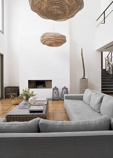 △☆idb #African inspiration #modern #interior #design Villa à Majorque