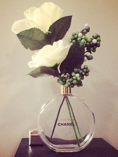 vase fleurs Plus