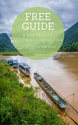 This guide covers the things to do in Chiang Rai Province as a whole rather than just the town. This is where you will find the true Thailand experience.