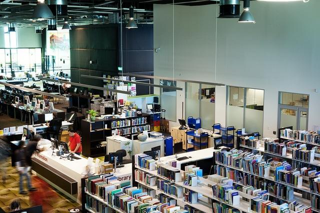 Wintec City Campus Library