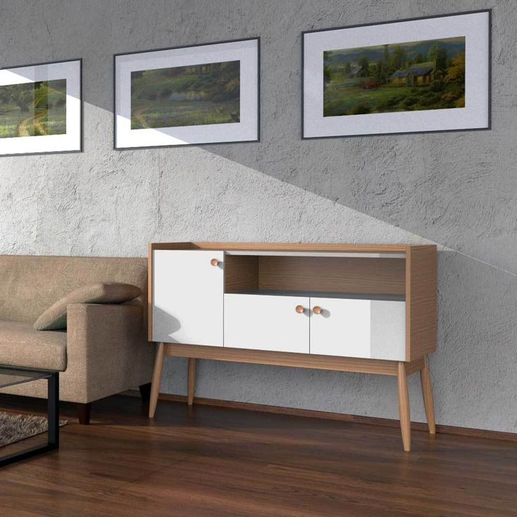 Mer enn 25 bra ideer om Kommode echtholz på Pinterest - schrank für wohnzimmer