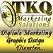 Mobiele marketing diensten voor zelfstandigen en kmo's die de overgang tussen print en digitale media willen overbruggen.