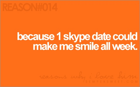 Skype date ideas in Perth