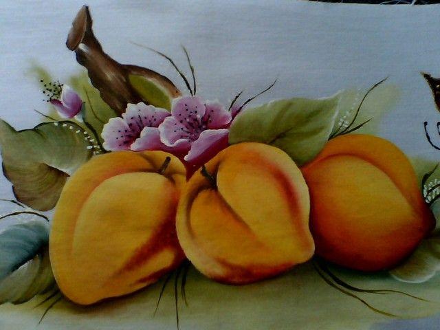 Artesanato Pintura em Tecido (15)