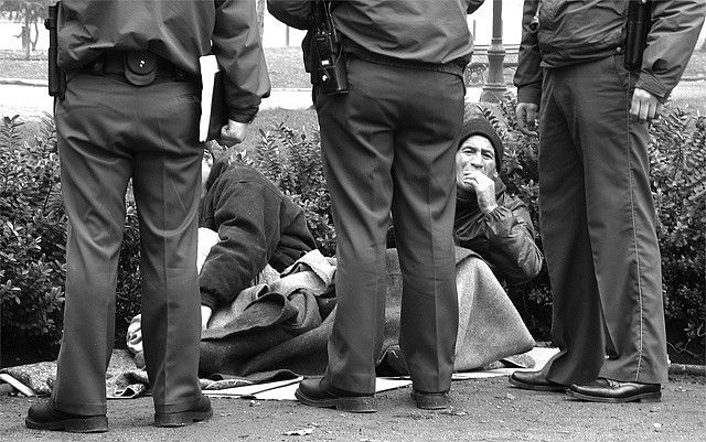 This post begins our new blog series, Countering Criminalization. Over the next several weeks, we will discuss the criminalization of homelessness from two perspectives. - See more at: http://homelessnesslaw.org/2014/04/countering-criminalization-constitutional-challenges-and-constructive-alternatives-to-ineffective-expensive-and-illegal-public-policies/#sthash.kwCUiyIP.dpuf