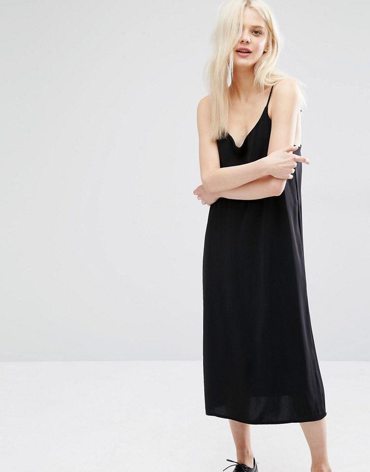 Image 1 ofMonki Cami Slip Dress