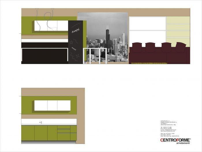Renovierung Einzimmerwohnung - Lugano - Switzerland Einrichtung - einzimmerwohnung