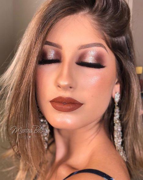 Bem Plena! #Makeup Marina Bet