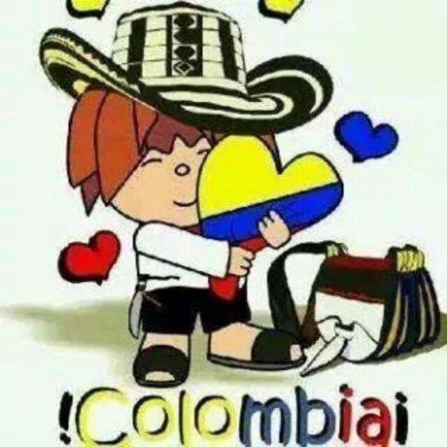 Amo mi bella Colombia!!