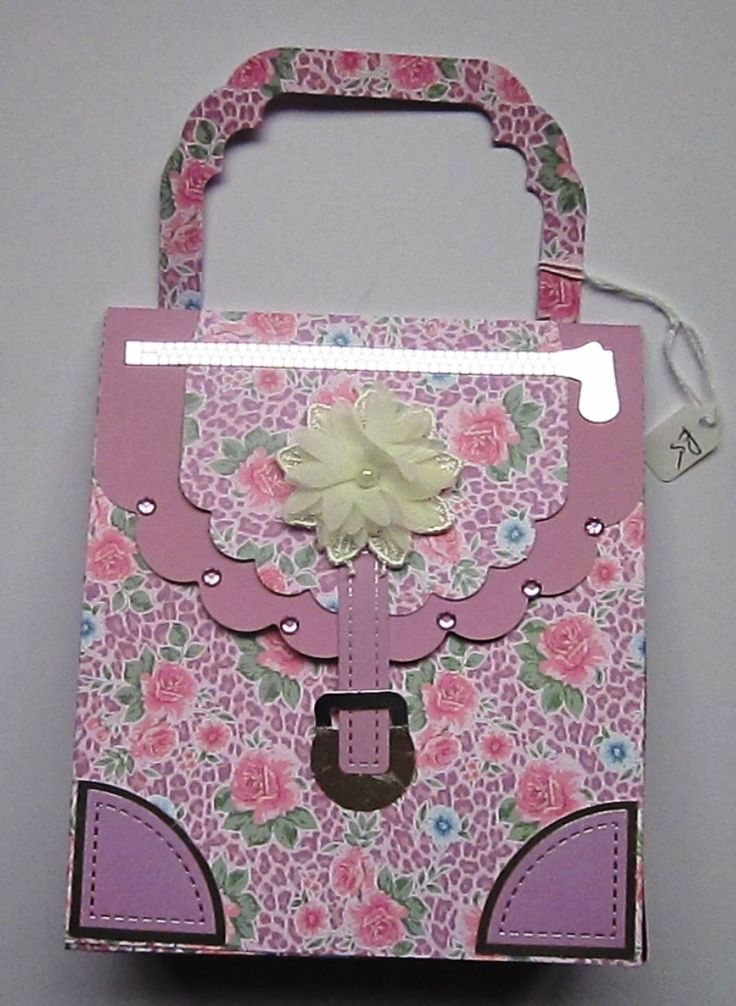 Spr bag 9 16cms x14cms x 5cms. The bag is made from strong card and has plenty of room for a gift. This gift bag has a closure which opens and shuts. Lovely keepsake. Will be posted in a secure post office box. £5  Please follow and like us: