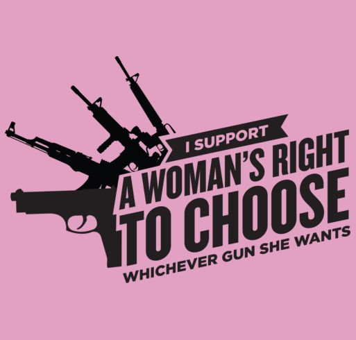 A Woman's Right to Choose Fundraiser - shirt design - small - zoomed
