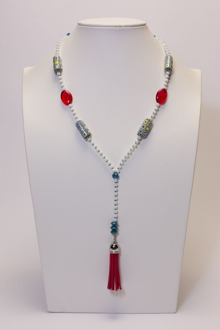 """Collier couleurs """"Frenchies"""" #gadhorre #jewelry"""
