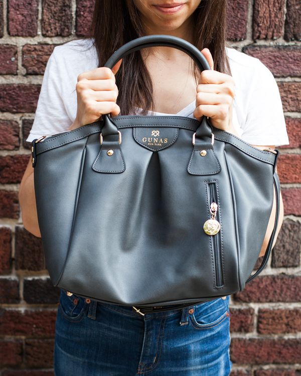 GUNAS: High Fashion, Cruelty Free, 100% Vegan Handbag Giveaway!