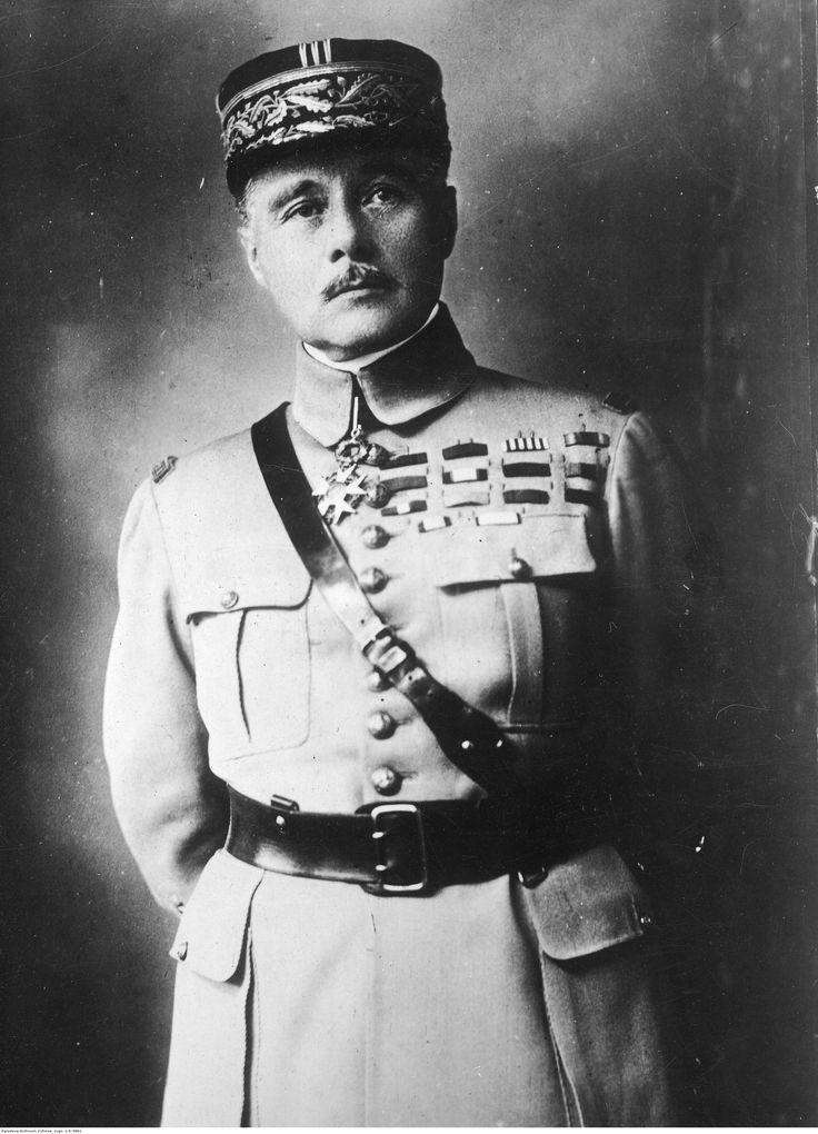 ■ Général d'armée Maurice Gustave Gamelin (1872-1958)