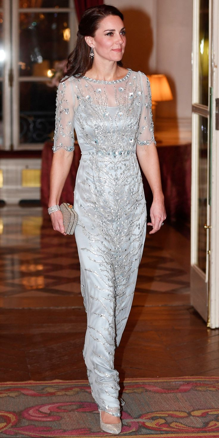 Kate Middleton's Most Memorable Outfits - March 17, 2017 from InStyle.com